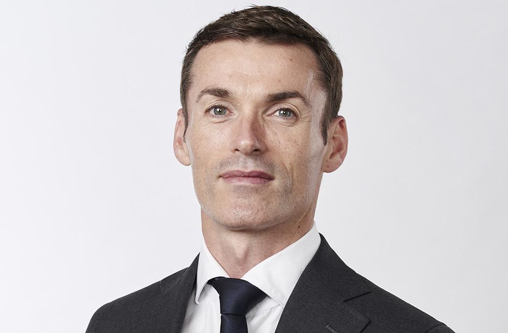 Managing Director, Europe